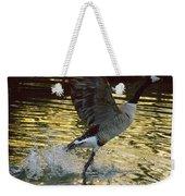 Twilight Goose I Weekender Tote Bag