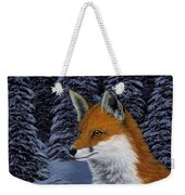 Twilight Hunter Weekender Tote Bag