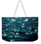 Twilight On The Waters Weekender Tote Bag