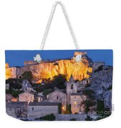 Twilight Over Les Baux Weekender Tote Bag