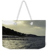 Sunset On The Beach - Twilight Symphony Weekender Tote Bag