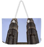 Twilit Petronas Weekender Tote Bag