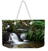Twin Cascades Weekender Tote Bag