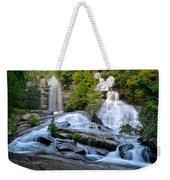 Twin Falls South Carolina Weekender Tote Bag