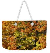 Twin Maples Weekender Tote Bag
