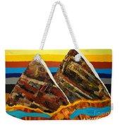 Twin Peaks Weekender Tote Bag