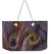 Twist And Shout - Square Version Weekender Tote Bag