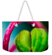 Twisted Beauty Weekender Tote Bag