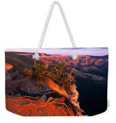 Twisted Forest Weekender Tote Bag