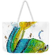 Twisted Mahi Weekender Tote Bag