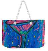 Twisted Martini Weekender Tote Bag
