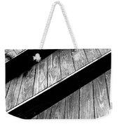 Twisted View Weekender Tote Bag
