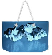 Twisted Worm Shells Weekender Tote Bag