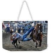 Twisting Horns Weekender Tote Bag