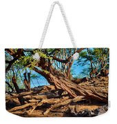 Twisting Trees Weekender Tote Bag