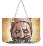 Twisty Weekender Tote Bag