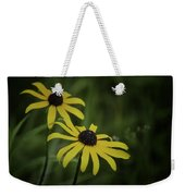 Two Black Eyes On The Macomb Orchard Trails Weekender Tote Bag