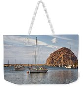Two Boats Weekender Tote Bag