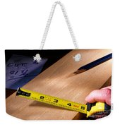 Two By Six Weekender Tote Bag