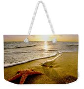 Two Friends On The Beach Weekender Tote Bag