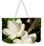 Awesome Blossoms Weekender Tote Bag