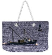 Two Girls And A Buoy Weekender Tote Bag