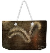 Two Grass Flowers Weekender Tote Bag