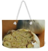 Two Heads Of Garlic Weekender Tote Bag