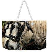 Two Horse Power Weekender Tote Bag