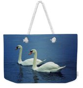 Two In Life Weekender Tote Bag