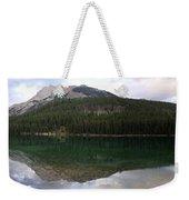 Two Jack Lake Sunset - Banff Nat. Park, Alberta Weekender Tote Bag