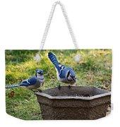 Two Jays Weekender Tote Bag
