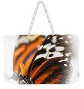 Two Large Tiger Butterflies Weekender Tote Bag