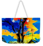 Two Nesting Boxes Weekender Tote Bag