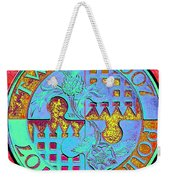 Two Pounds Weekender Tote Bag
