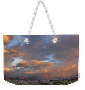 Two Rainbows In Sierra Nevada Weekender Tote Bag