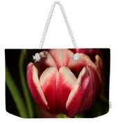 Two Red Tulips Weekender Tote Bag