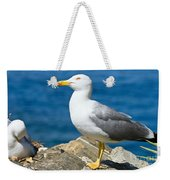 Two Seagull Weekender Tote Bag