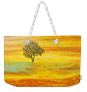Two Sunsets In Limassol Weekender Tote Bag