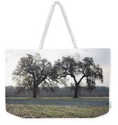 Two Tree Frosty Morning Weekender Tote Bag