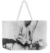 Ty Cobb Weekender Tote Bag by Unknown