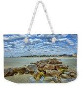Tybee Beach Weekender Tote Bag