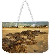 Tybee Island Landscape Weekender Tote Bag