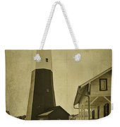 Tybee Island Light Station Weekender Tote Bag