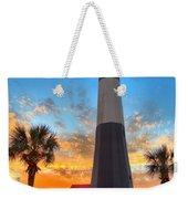 Tybee Island Sunrise Weekender Tote Bag
