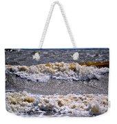 Tybee Waves Weekender Tote Bag