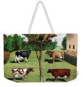 Typical Cows  Weekender Tote Bag