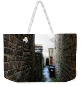 Typical English Back Alley Weekender Tote Bag