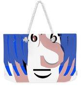 Typortraiture Ringo Starr Weekender Tote Bag