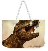 Tyrannosaurus Rex 3 Weekender Tote Bag